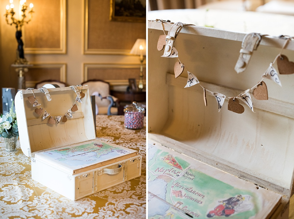 Fetcham Park wedding decor Surrey