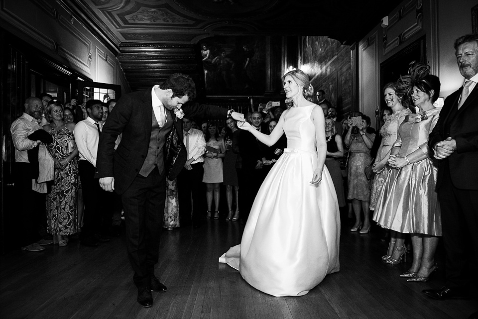 Fetcham Park first wedding dance