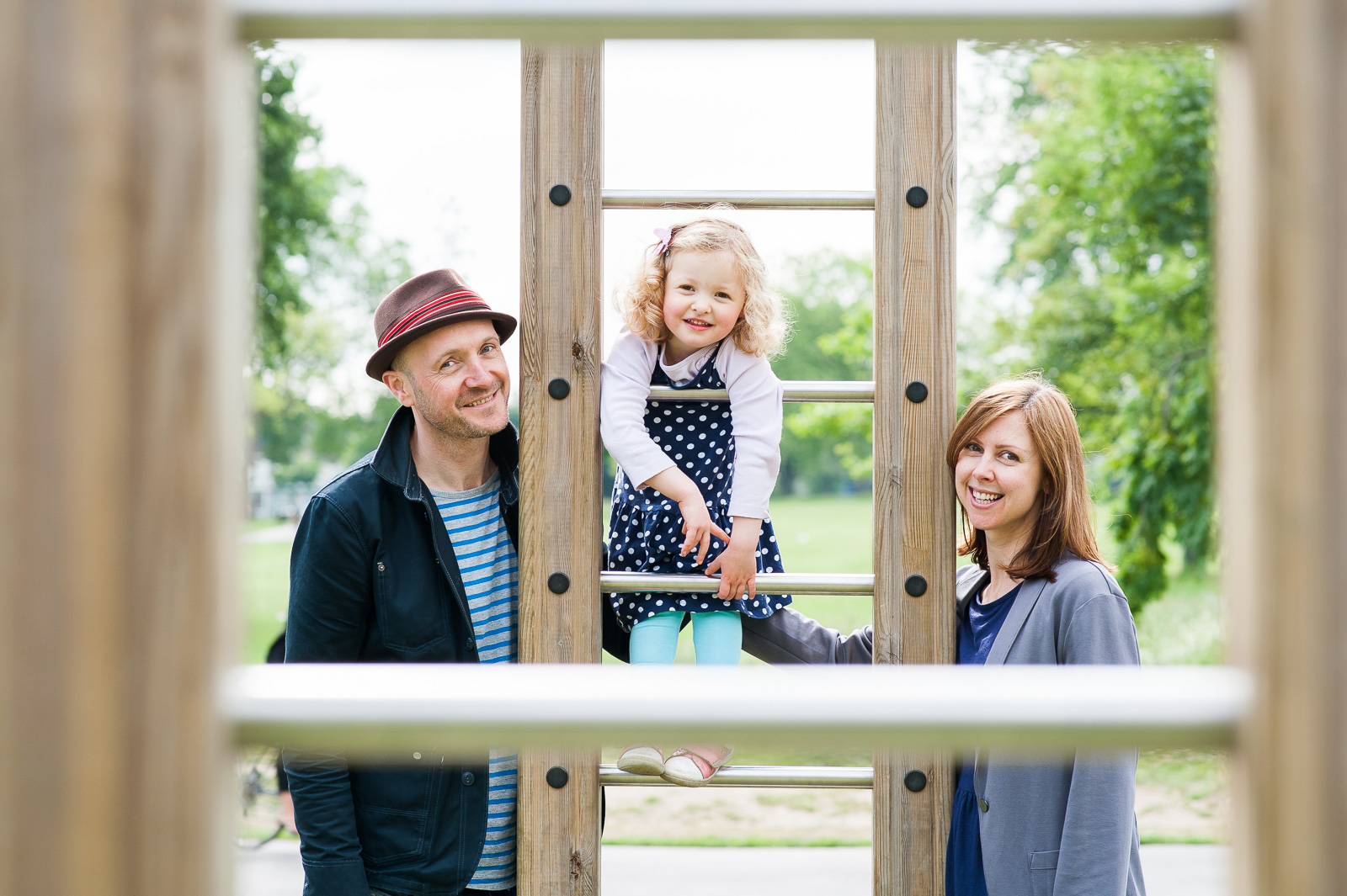 Unique family photography