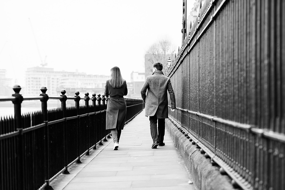 Laid back engagement photography Greenwich