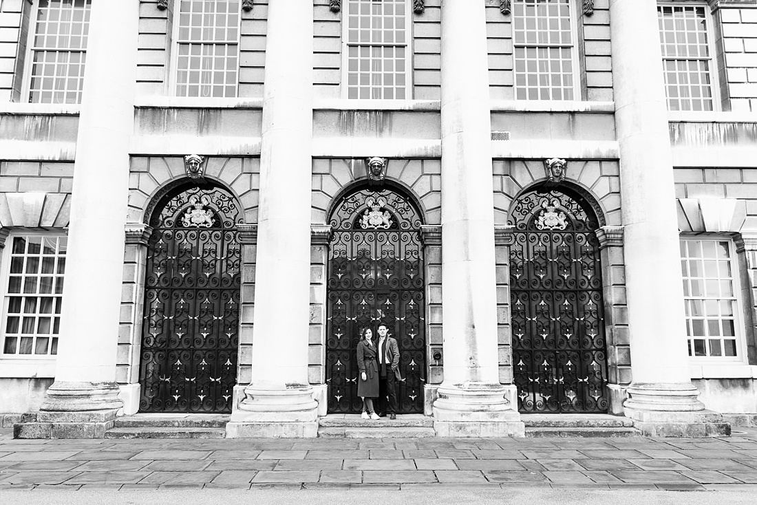 London city engagement photography