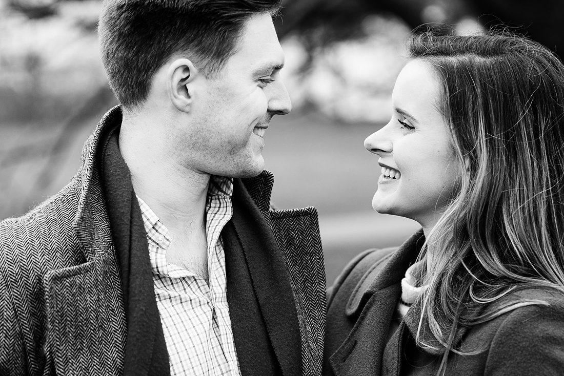 Laid back fun engagement photography Greenwich