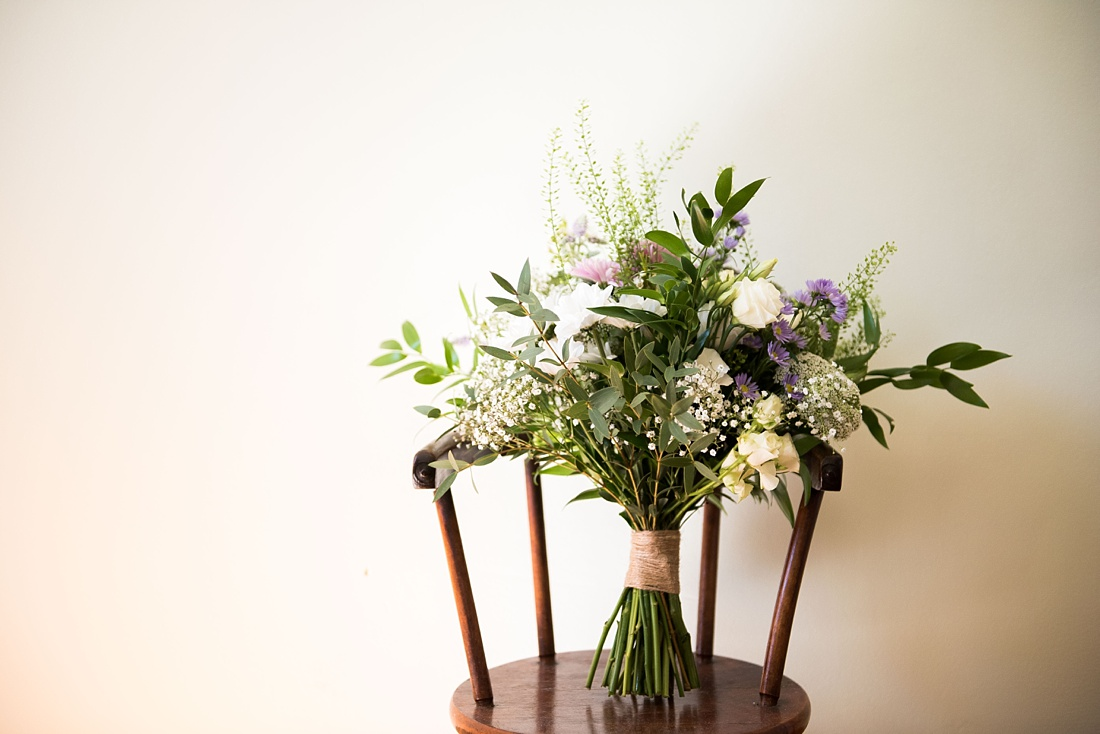 Beautiful bridal bouquet Associate Wedding Photographer