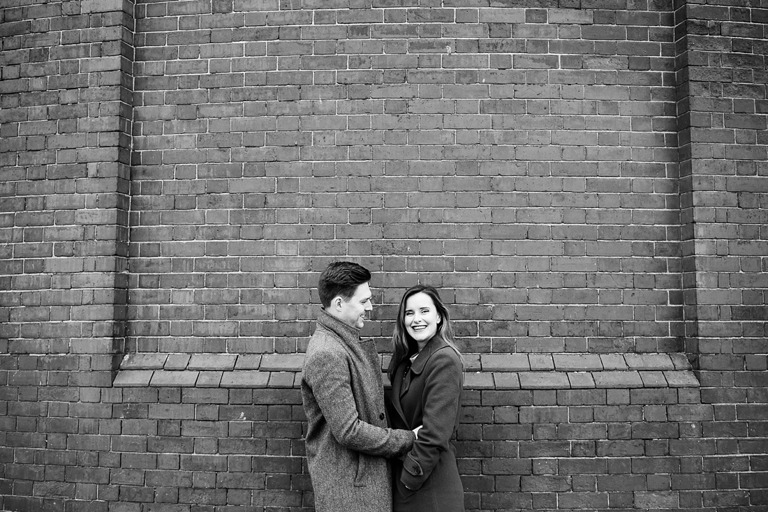 Relaxed pre wedding photography Greenwich