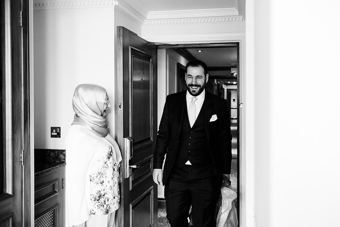 Groom pre wedding photography London