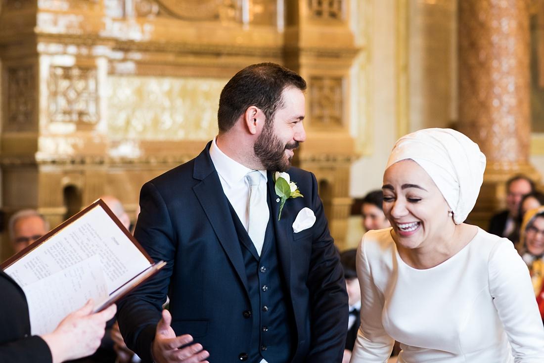 Fun lively Persian wedding ceremony London