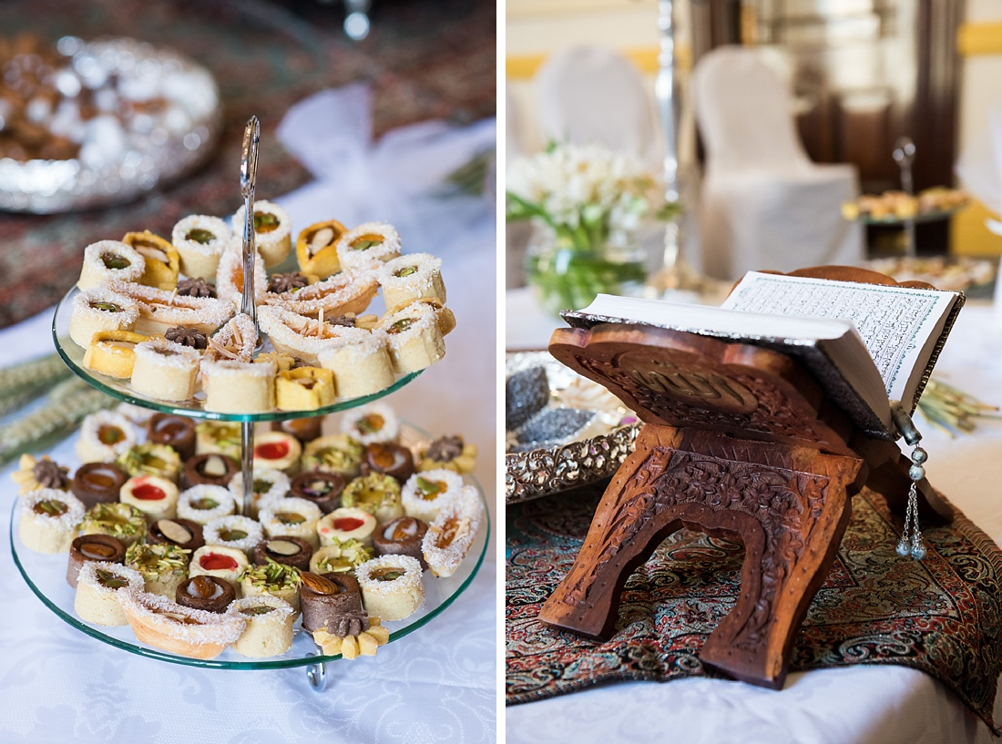 Sweet Tooth Factory London wedding