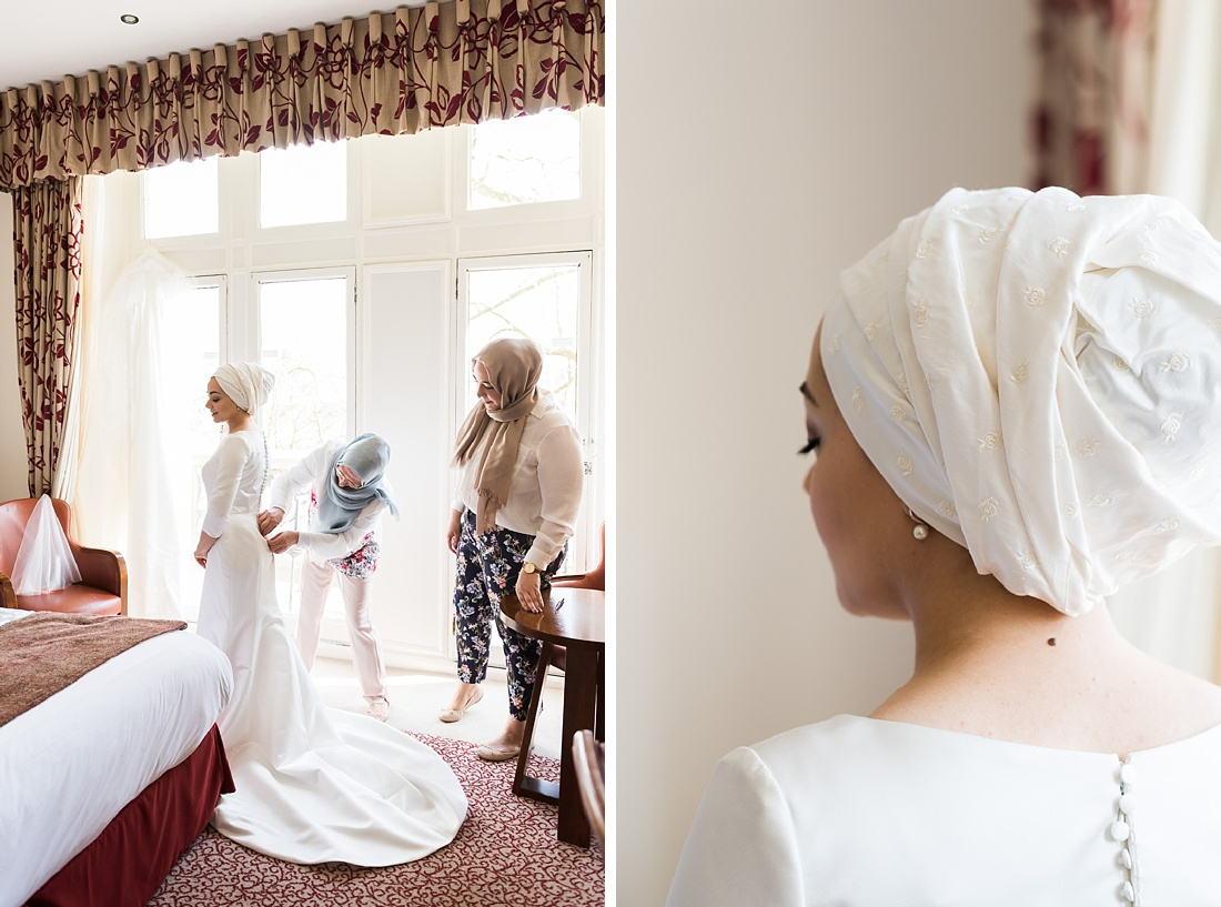 Pronovias bride pre wedding photography London