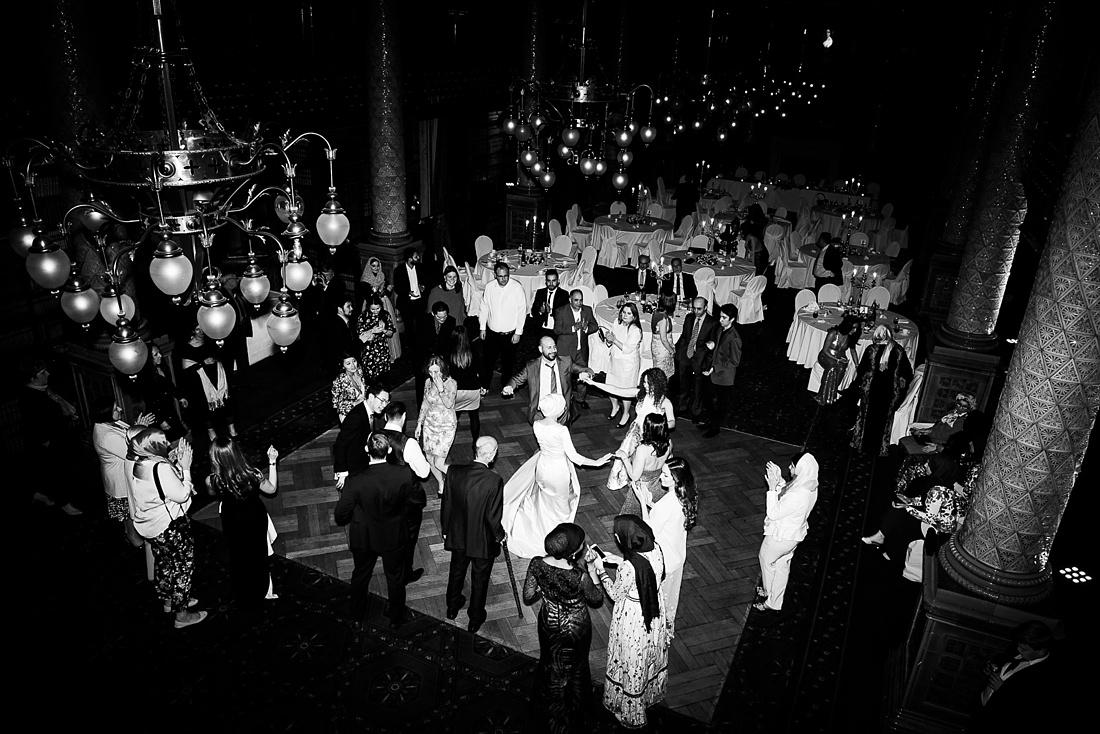 Elegant wedding One Whitehall Place London