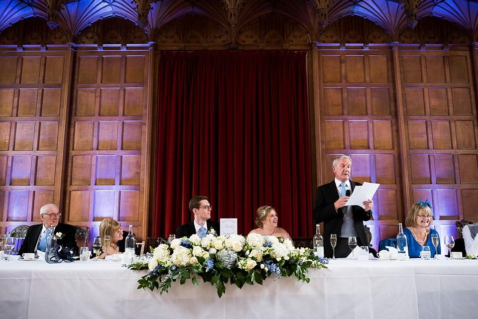 Elegant family wedding celebration Eltham Palace London