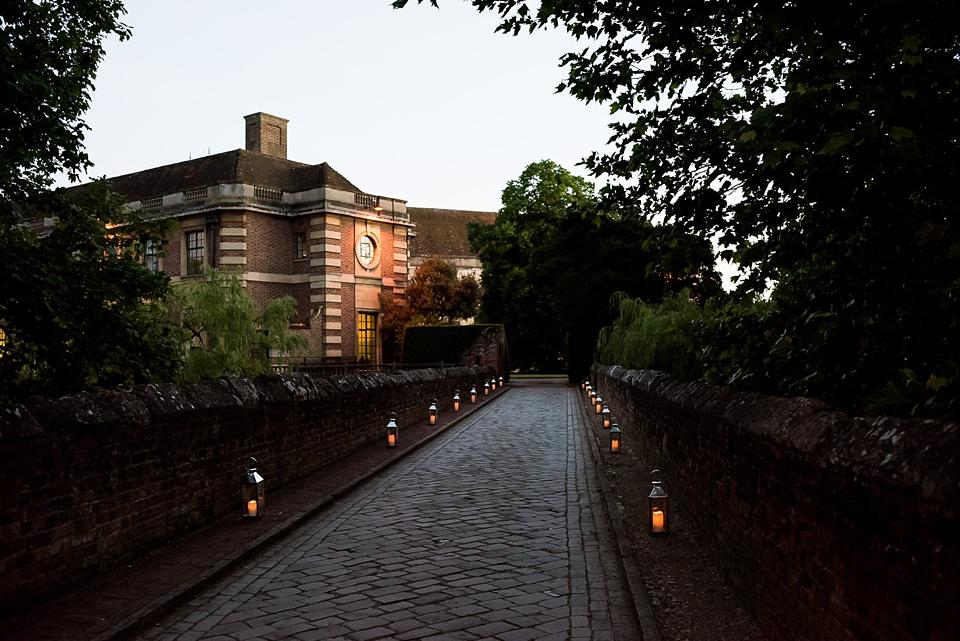Historic wedding venue Eltham Palace London