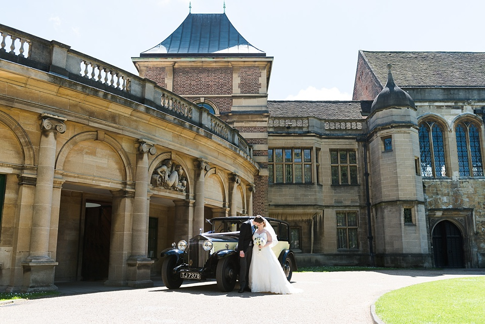 Eltham Palace historic wedding venue London