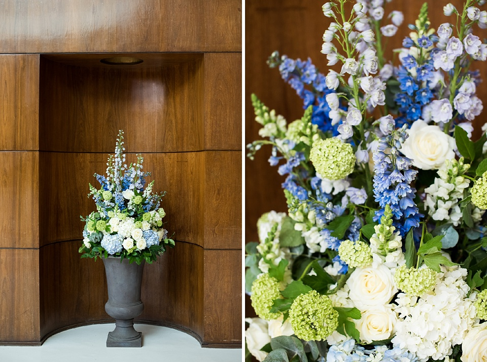 Mimi Fleur wedding flower decor London