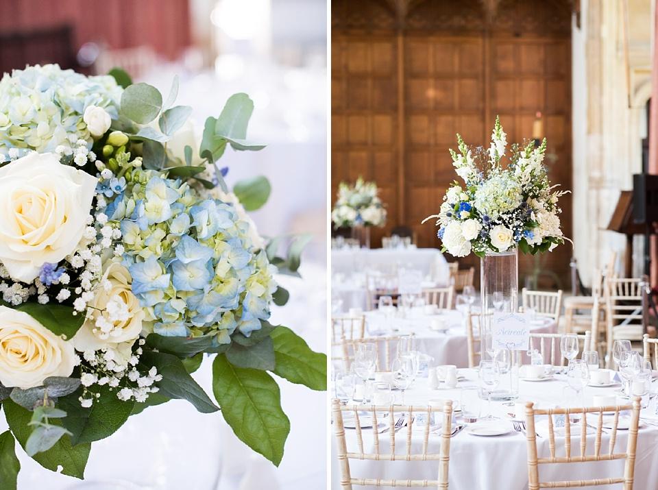 Mimi Fleur floral wedding decor Eltham Palace London