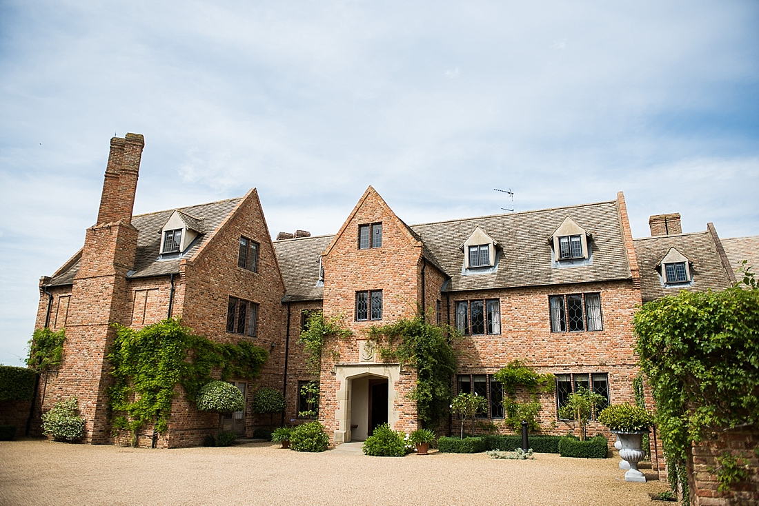 Countryside wedding venue The Old Hall Ely