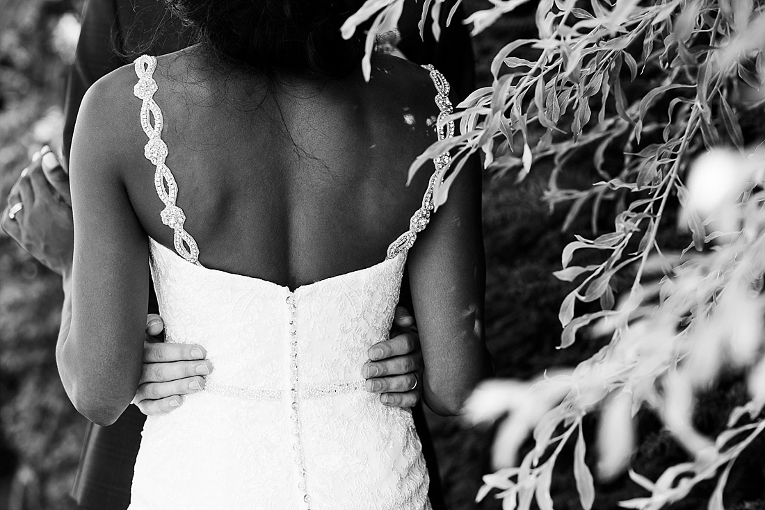 Burr Bridal dress unobtrusive wedding photography