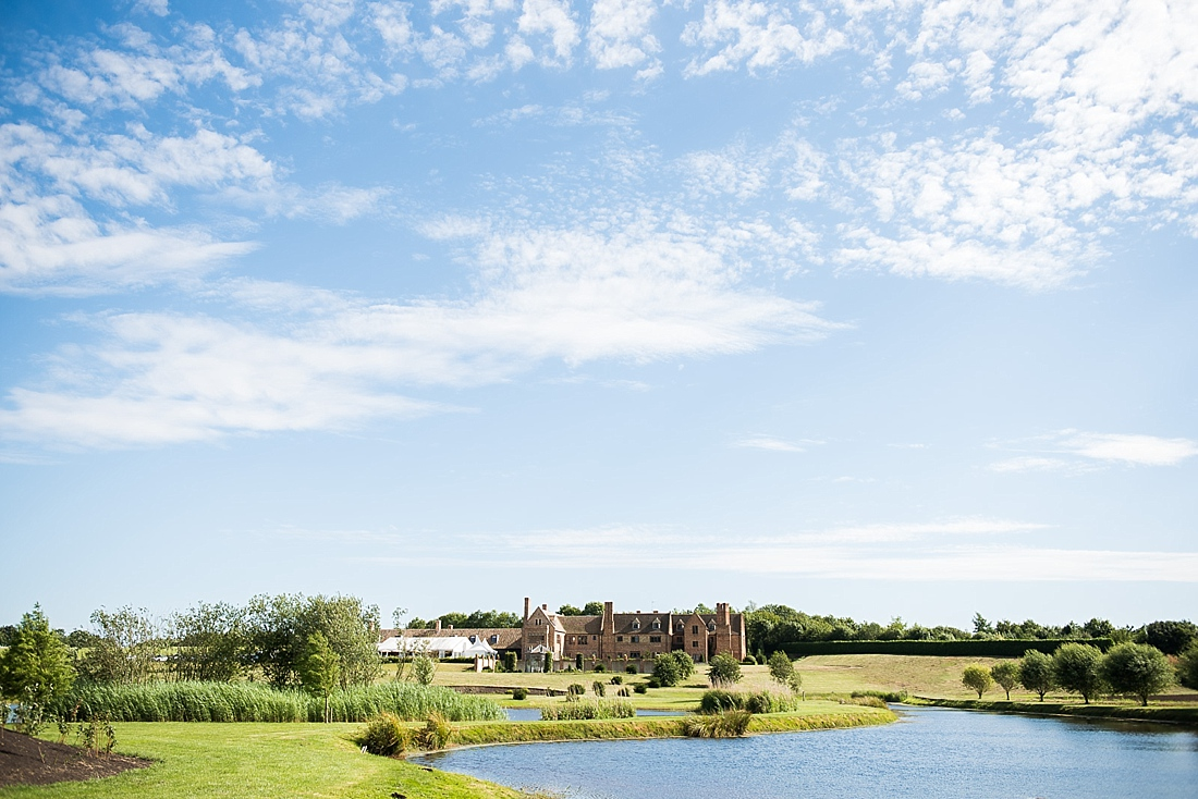 Elegant sunny countryside wedding The Old Hall Ely