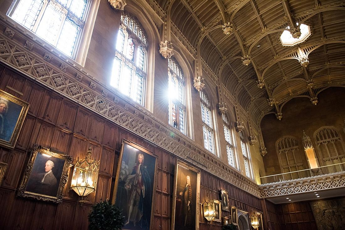Elegant wedding venue Kings College