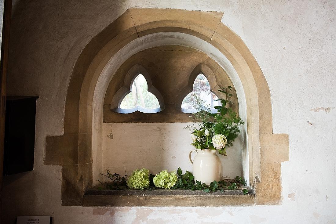 The Sage Garden flower decoration