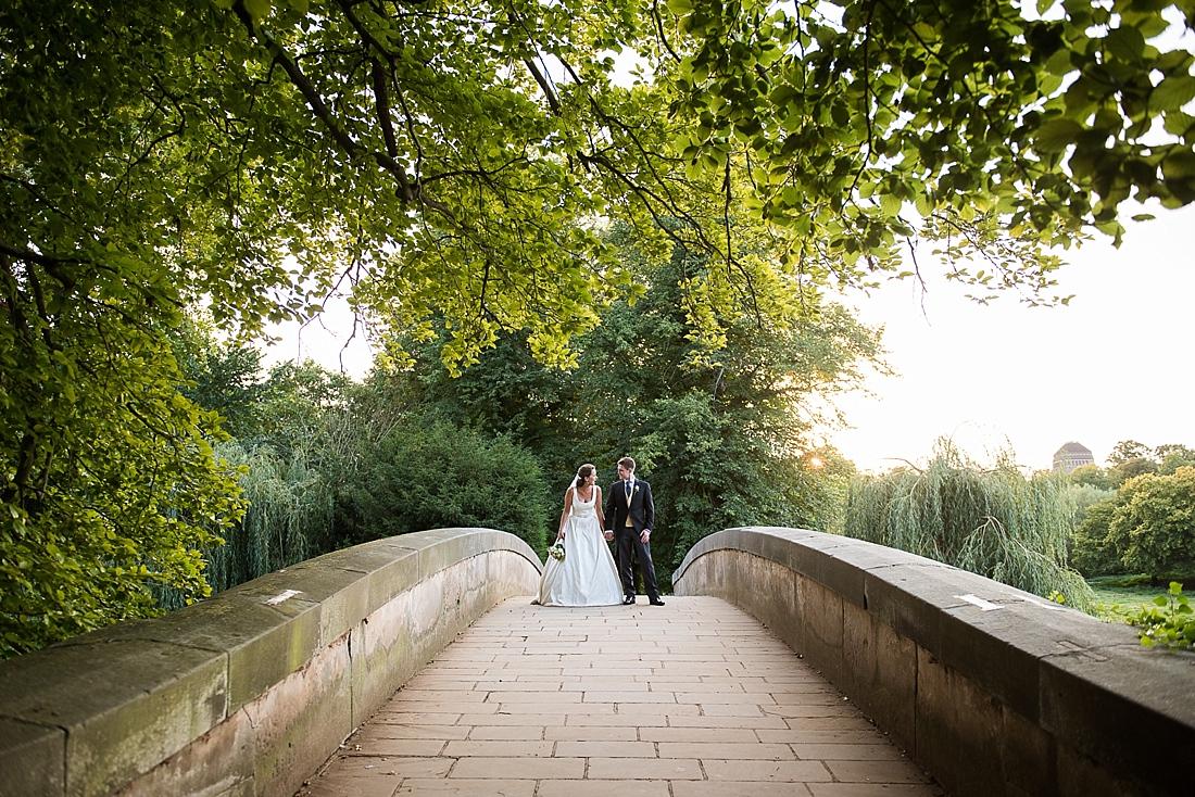 Beautiful wedding portrait photography