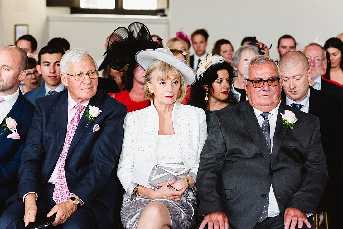 Elegant London wedding