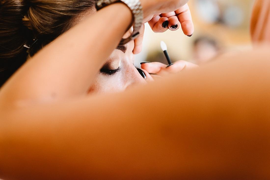 Makeup artist Sophie Carter London