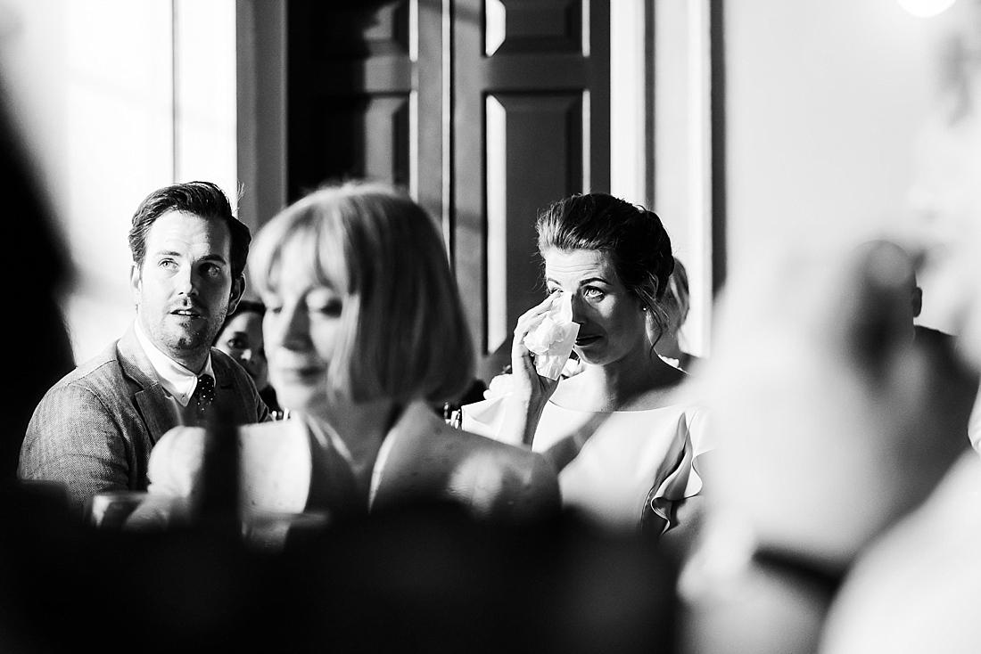Emotional wedding moments London