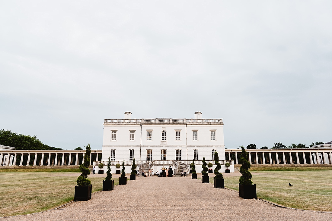 Queens House Greenwich Fiona Kelly Photography