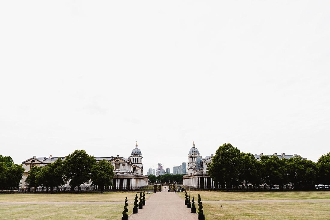 Queens House Greenwich London wedding venue
